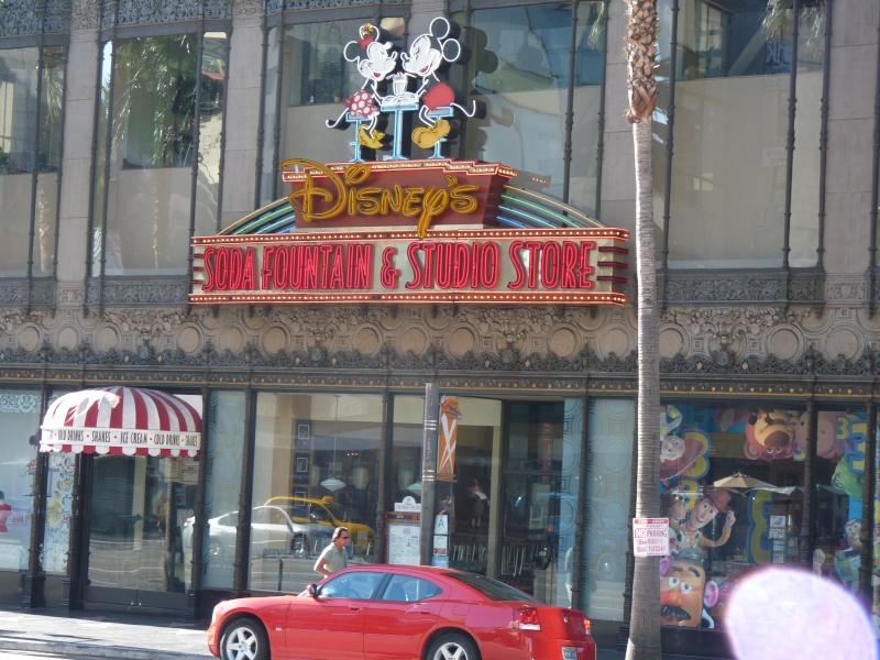 Entre Mickey, LA et San Francisco P1090574