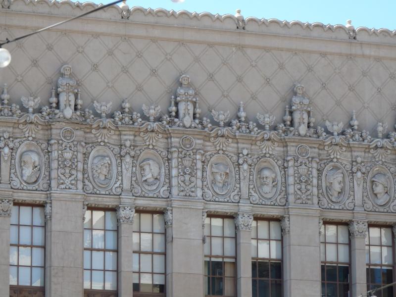Entre Mickey, LA et San Francisco P1090622