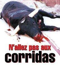 Action Anti corrida, le 23 juillet à Mimizan (Dpt des Landes) Non_co10