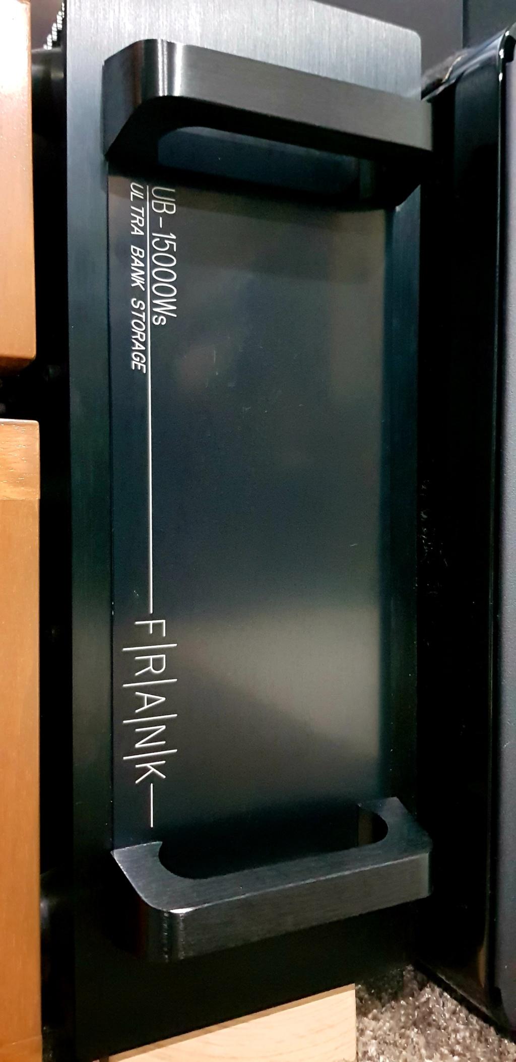 Frank Ultra Bank Storage UB-15000Ws (SOLD)  20200410
