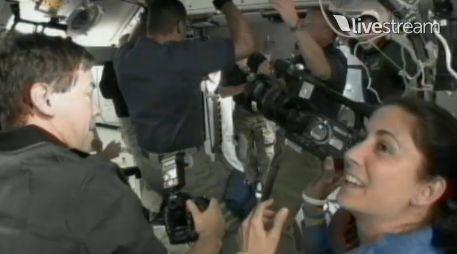 [STS-133] Discovery: Déroulement de la mission. - Page 3 Capt_164