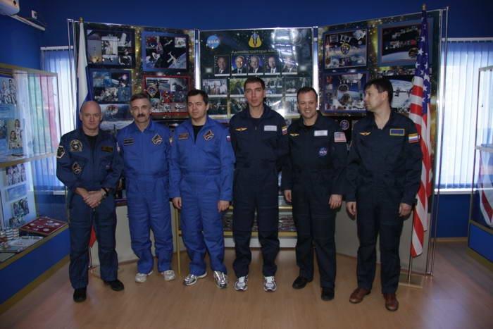 Le vol de Soyouz TMA-M - du 8 octobre 2010 au 16 mars 2011 Sans_172