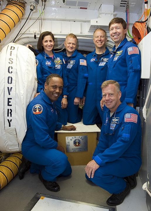 [STS-133] Discovery : Préparatifs (Lancement prévu le 24/02/2011) - Page 16 Sans_283