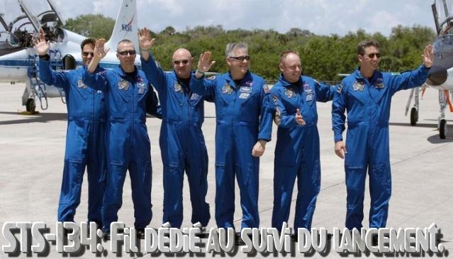 [STS-134] Endeavour: Suivi du lancement ( NET 16.05.2011) Sans_419