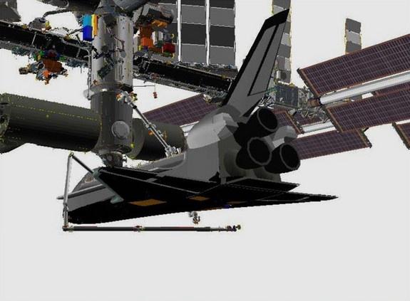 [STS-134] Endeavour: Déroulement de la mission.   - Page 4 Sans_449