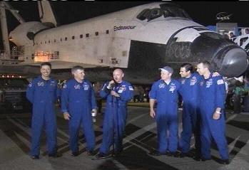 [STS-134] Endeavour: Déroulement de la mission.   - Page 7 Sans_470
