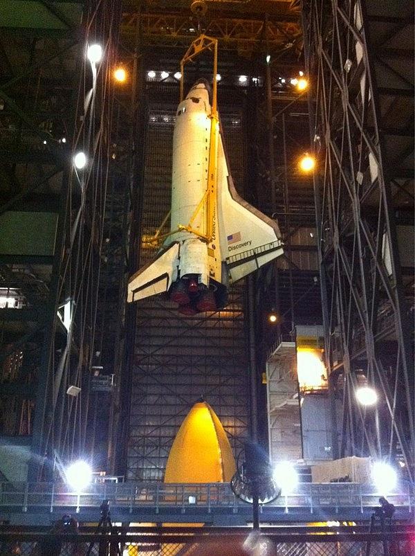 [STS-133] Discovery : Préparatifs (Lancement prévu le 24/02/2011) - Page 12 Sans_t50