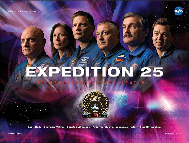 ISS : Expédition 25 Sans_t76