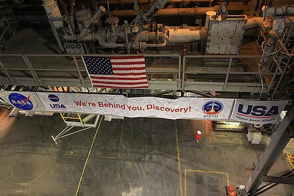 [STS-133] Discovery : Préparatifs (Lancement prévu le 24/02/2011) - Page 13 Sans_t77