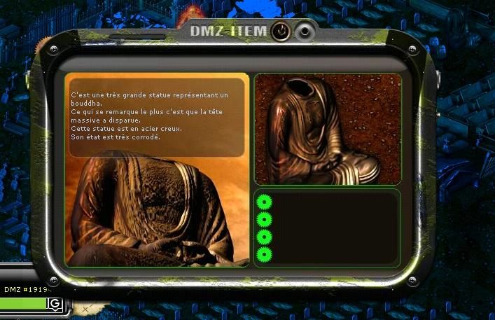 Mission betrayal : le Bouddha sans tête Kipini21