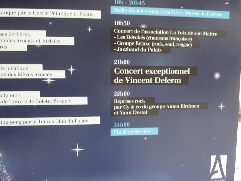 Vincent Delerm, Place Dauphine, 21 juin 2011 P1030011
