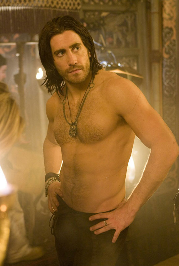 Jake Gyllenhaal as Prince Dastan (Prince of Persia)  Prince10