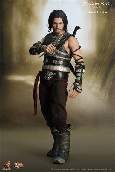 Jake Gyllenhaal as Prince Dastan (Prince of Persia)  Prince11