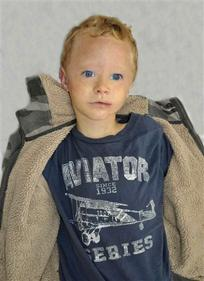 Maine police investigate 100 leads in boy's death ...HELP NEEDED TO IDENTIFY YOUNG BOY Bx101_10