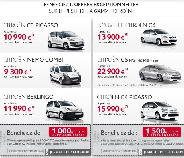 [ACTUALITE] Les promotions de Citroën - Page 4 Pm110