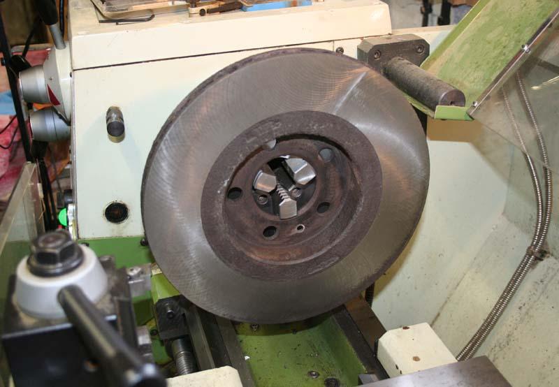 Remise en état disques de frein 1014