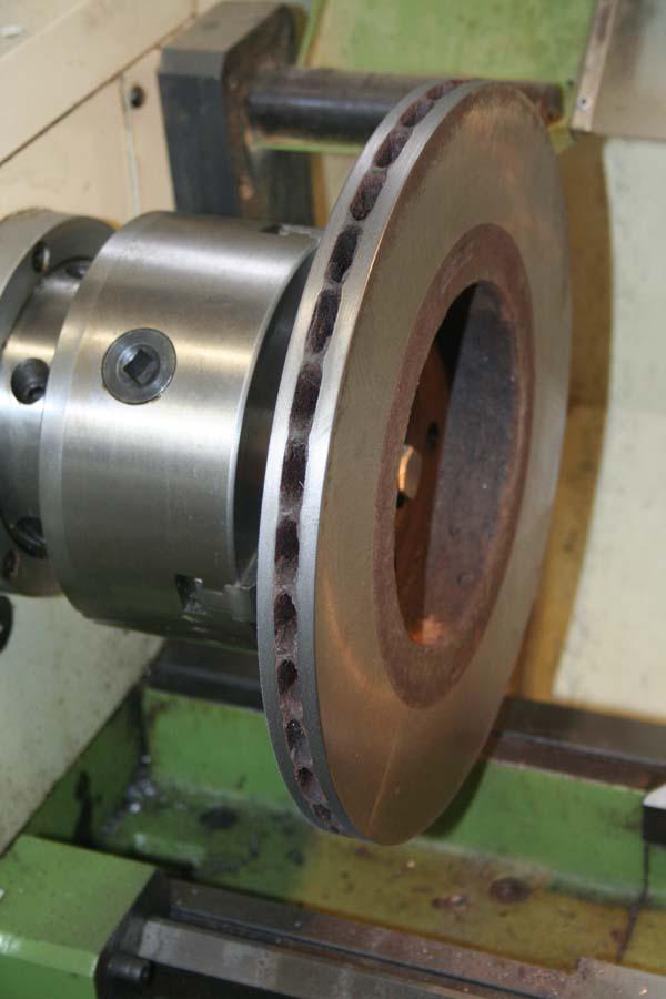 Remise en état disques de frein 1114
