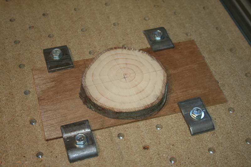 Gravure sur bois à la CN 114