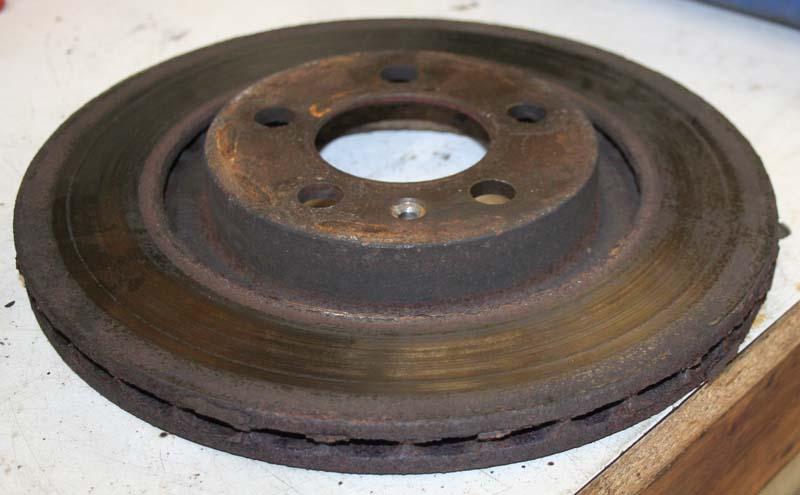 Remise en état disques de frein 220