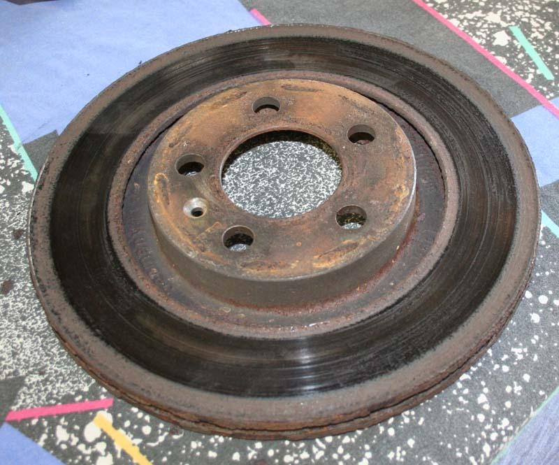 Remise en état disques de frein 221