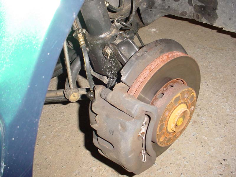 Remise en état disques de frein 319