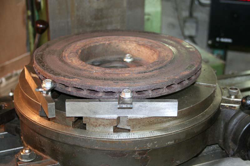 Remise en état disques de frein 513