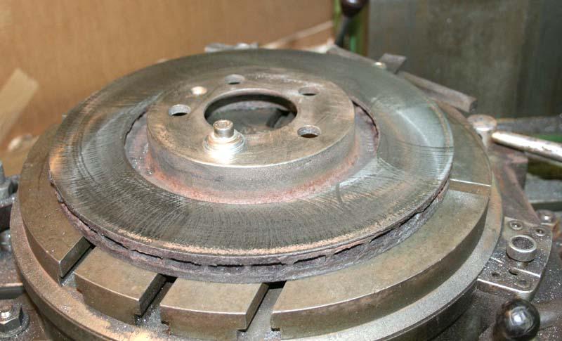 Remise en état disques de frein 913