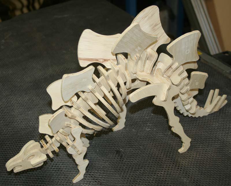 Stégosaure Stego510