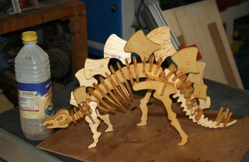 Stégosaure Stego610