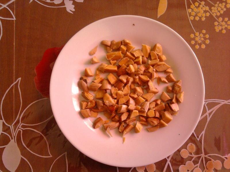 Manger des glands de chênes.... Photo025