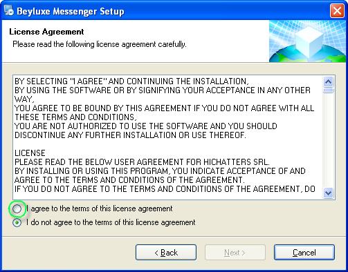 beyluxe messenger 2010