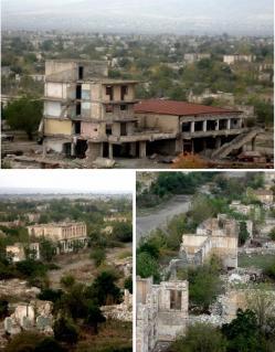 Vinculo curioso de ciudades abandonadas Agdam-10