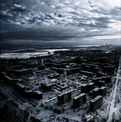 Vinculo curioso de ciudades abandonadas Pripya10