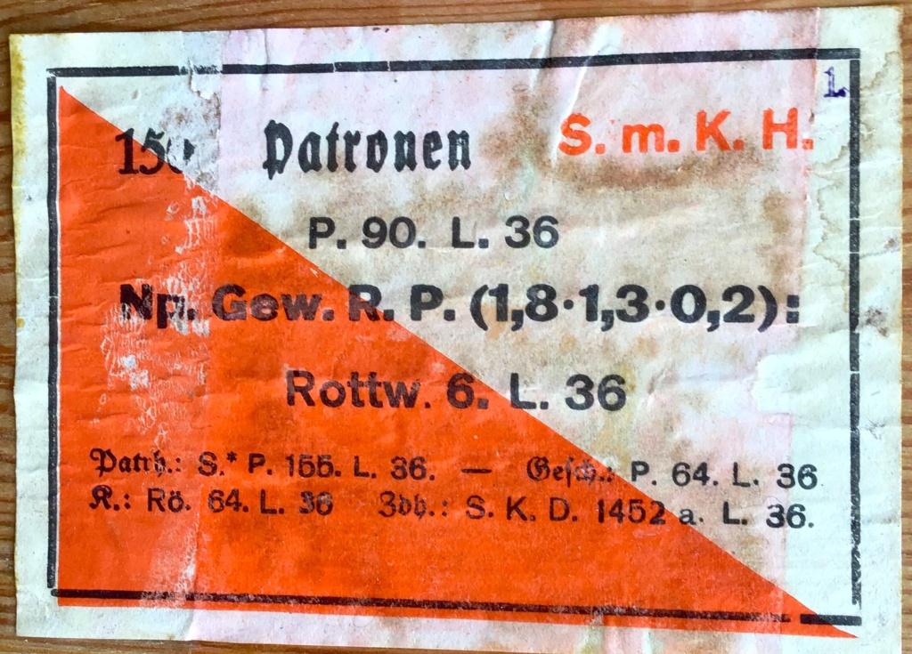 Dernières rentrées en muns allemandes ww2: du courant, du moyen, et du rare Img_0129