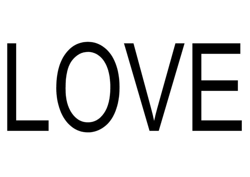 LOVE pancarte commune Loveco10