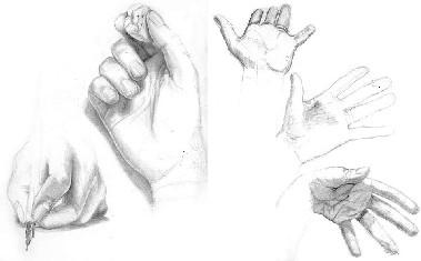 [Aide] Pied et main dans differente position Dessin14