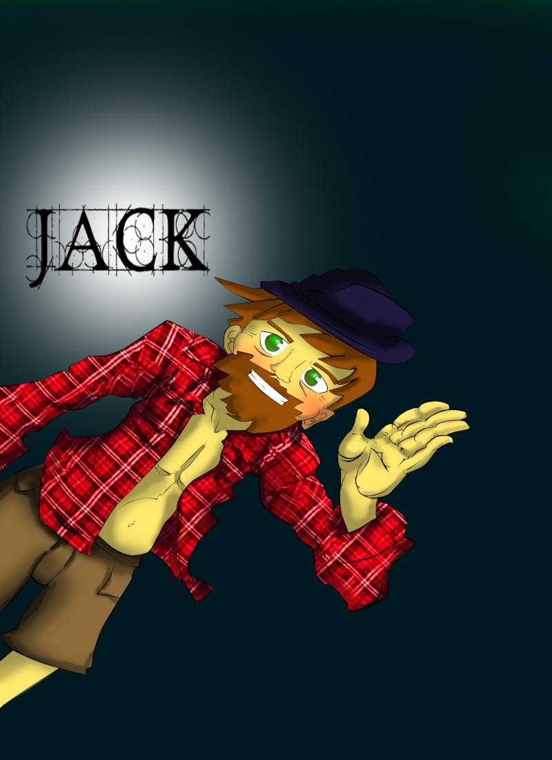 Fan art et autre dessin de concour Jack11
