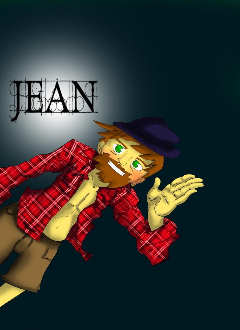 Fan art et autre dessin de concour Jean10
