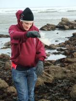 International Beach Clean up & PADI Project AWARE Dscf1917