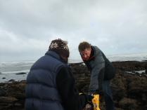 International Beach Clean up & PADI Project AWARE Dscf1918