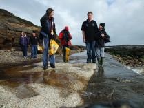 International Beach Clean up & PADI Project AWARE Dscf2016