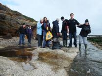 International Beach Clean up & PADI Project AWARE Dscf2017