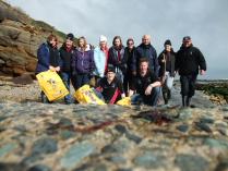 International Beach Clean up & PADI Project AWARE Dscf2019