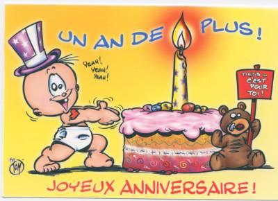 Happy Birthday Mcdev ! Anniv10