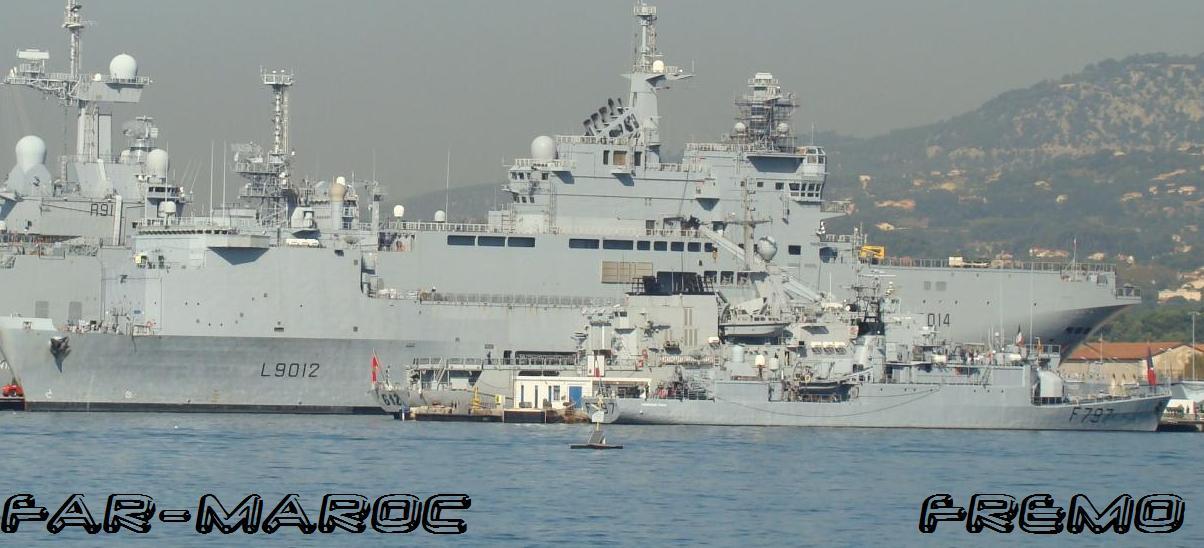 Royal Moroccan Navy Floréal Frigates / Frégates Floréal Marocaines - Page 2 Dsc0610