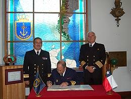 Etroites Relations entre la MRM et l'Armada de Chili Foto_011
