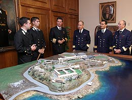Etroites Relations entre la MRM et l'Armada de Chili Foto_012