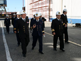 Etroites Relations entre la MRM et l'Armada de Chili Foto_013