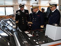 Etroites Relations entre la MRM et l'Armada de Chili Foto_014