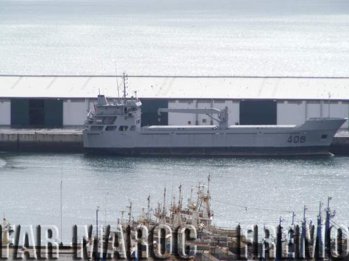 Royal Moroccan Navy Fleet Auxiliary / Unités Auxiliaires de la MRM - Page 2 Fremo142
